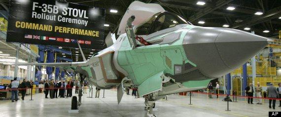 F35 LOCKHEED MARTIN