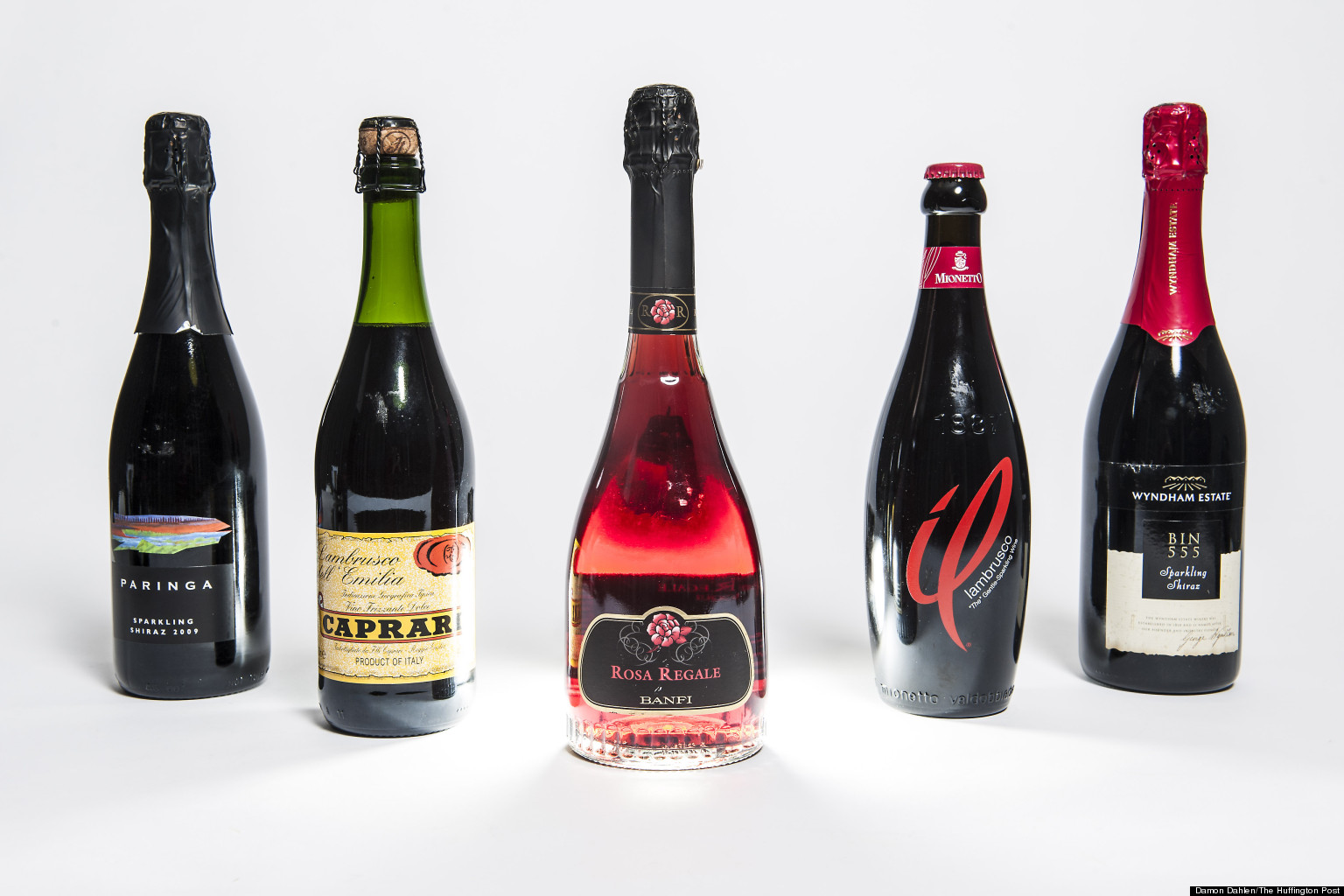 The Best Lambrusco And Sparkling Red Wines Our Taste Test