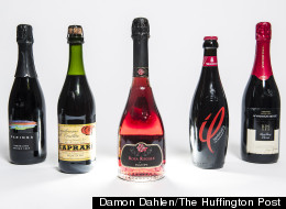A Guide To 5 Sparkling Red Wines For Valentine's Day
