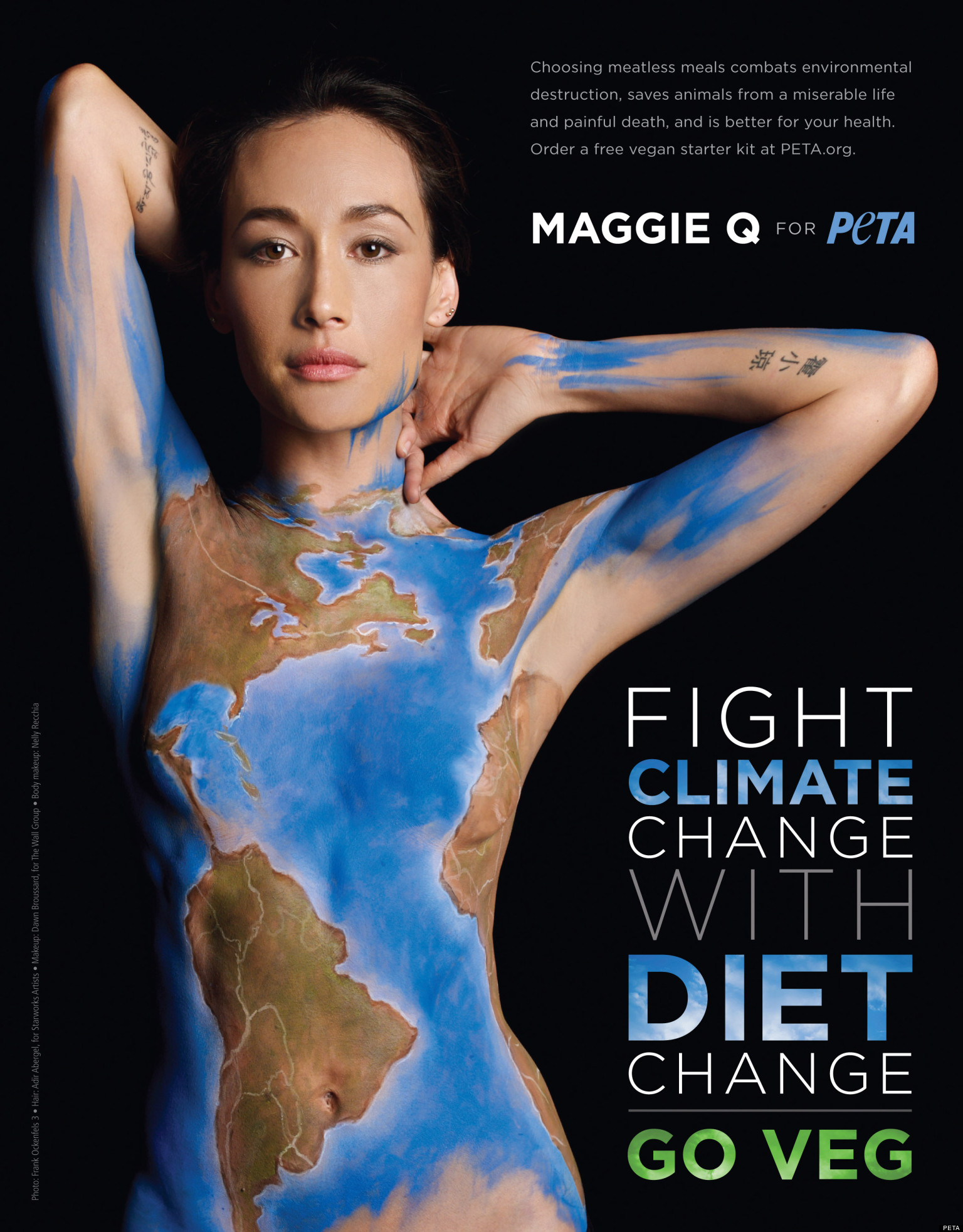 Maggie Q Talks 'Nikita' And Her Work With PETA