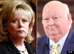 Senate Pamela Wallin Duffy