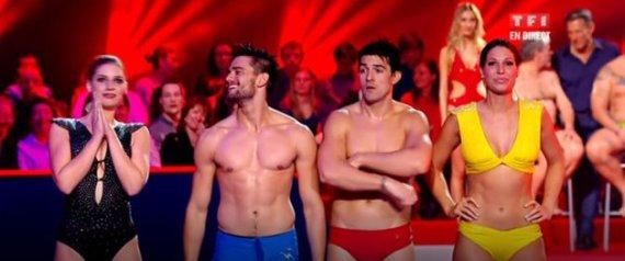 SPLASH TF1 REPLAY