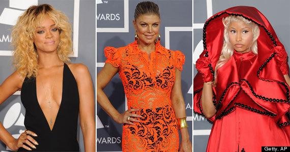 moda grammy 2012