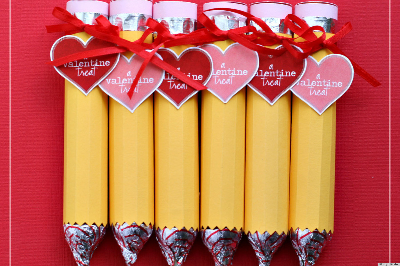 Valentines Day Kid Crafts That Even Grown Ups Will Love PHOTOS HuffPost