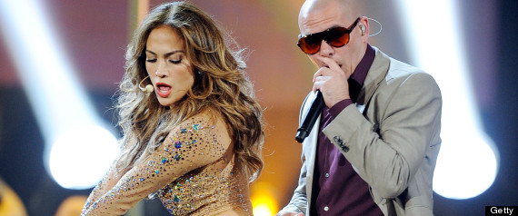 Jennifer Lopez Pitbull
