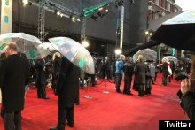 BAFTAs 2013: All The Twitpics