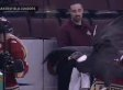 Condor Gets Loose At Hockey Arena During Bakersfield Condors Pre-Game (VIDEO)