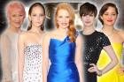 Baftas 2013 Red Carpet (PICTURES)