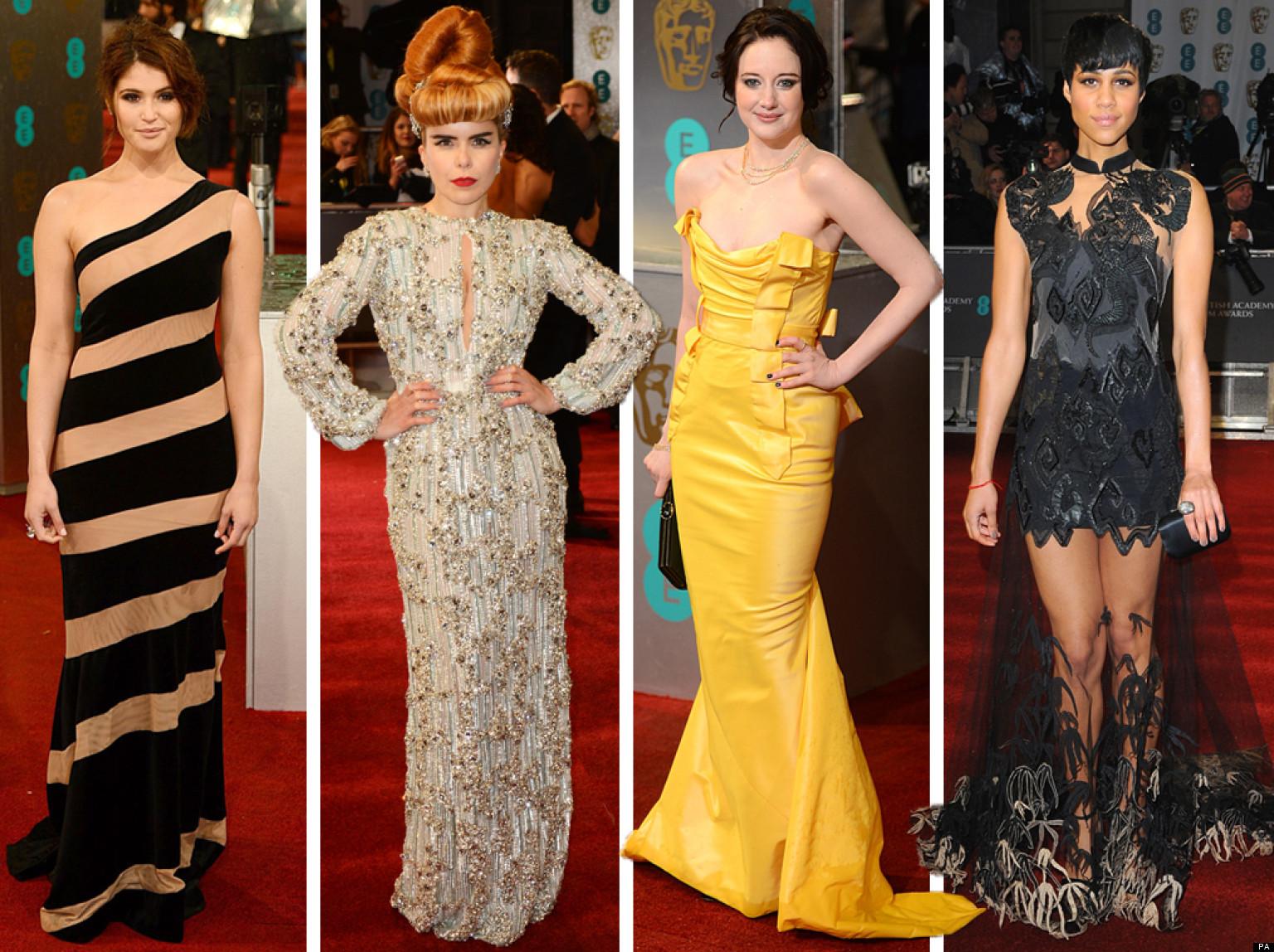 Baftas: Baftas 2013: Best And Worst Dressed