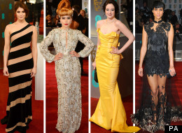 Baftas 2013: Best And Worst Dressed - You Decide