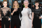 BAFTA 2013 Red Carpet Brings Hollywood Glam...