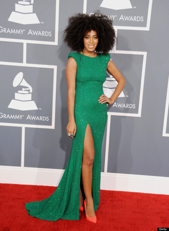 Dress for the Grammys