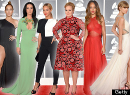 Grammys 2013: Red Carpet