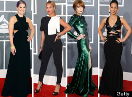 Grammys 2013: Best And Worst Dressed - You Decide