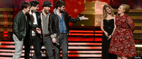 FOTOS GRAMMY 2013