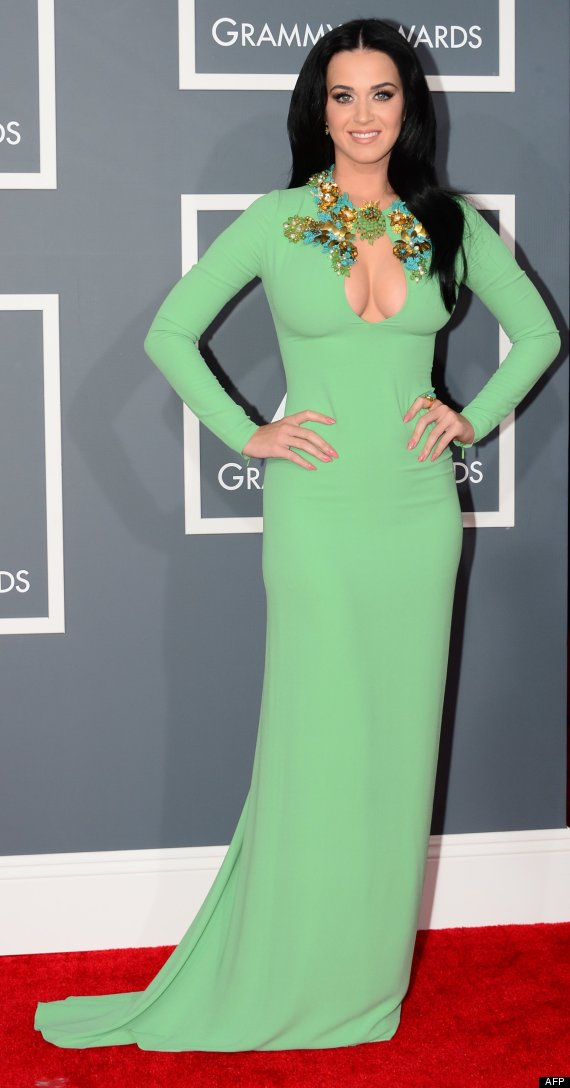 katy perry grammy 2013