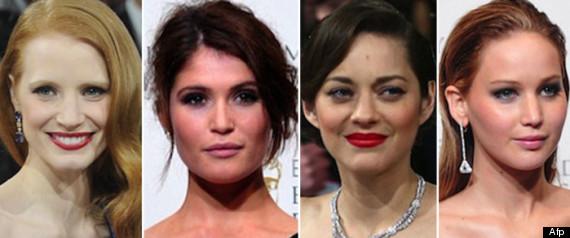 FOTOS BAFTA 2013