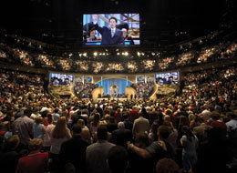 Joel Osteen: God, Without The Fuss