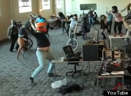 WATCH: 'Harlem Shake' Is The New 'Gangnam Style'