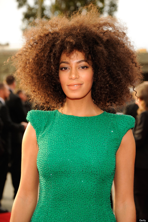 solange knowles grammys dress