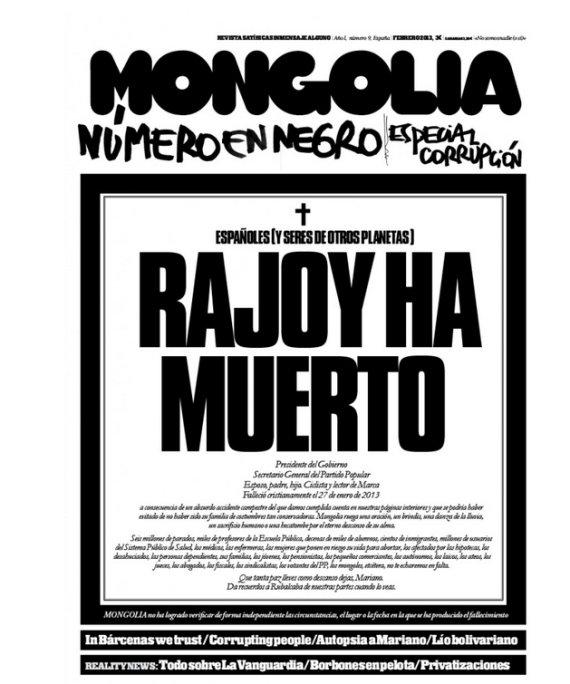 rajoy mongolia