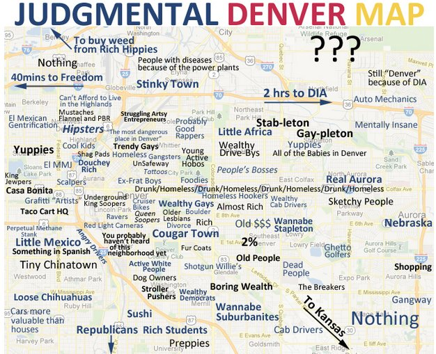judgmental denver map
