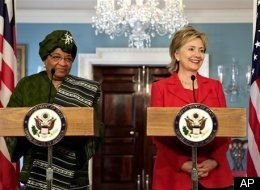 Clinton Us Liberia