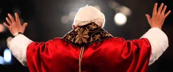 POPE BENIDICT XVI RESIGN