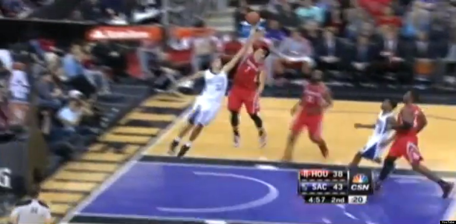 Jeremy Lin Dunk Rockets Guard Jeremy Lin Dunk In Middle School