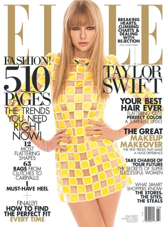 elle march 13 taylor swift