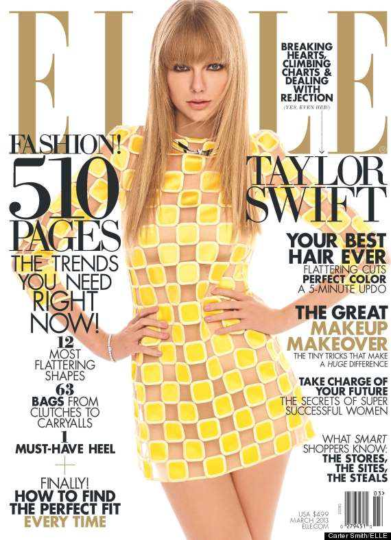 elle march taylor swift