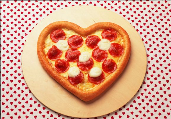 domino's japan debuts heart-shaped pizza for valentine's day, Ideas