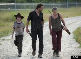'Walking Dead' Fans: 'Buckle Up'