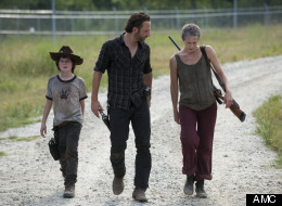 'Walking Dead' Fans: 'Buckle Up'