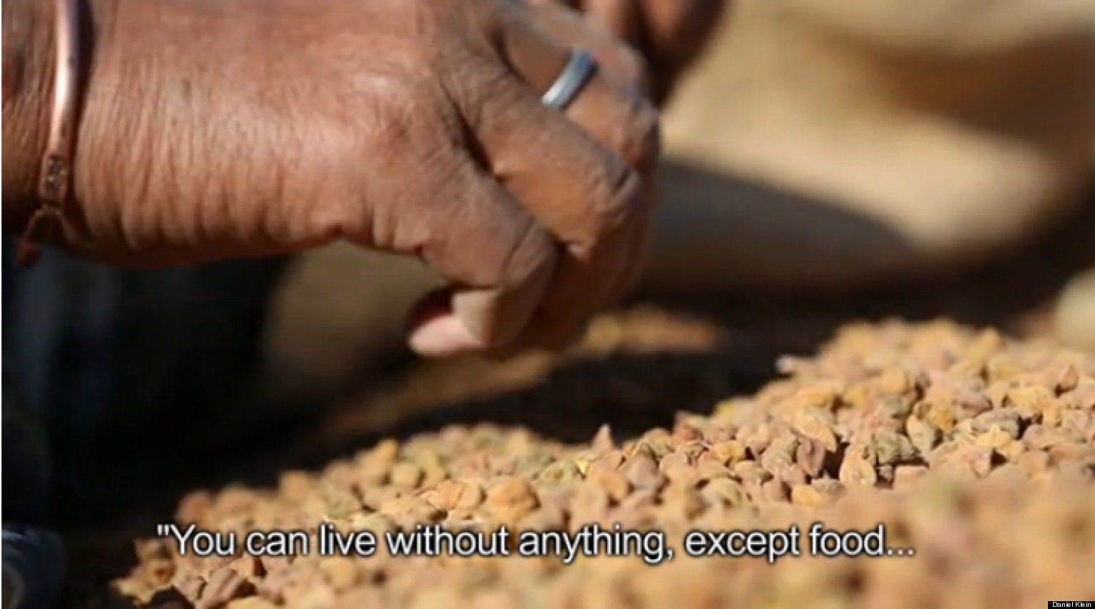 WATCH: Farmer Suicide, GMOs And Seed Saving