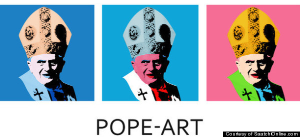 LOOK: The Pope Depicted In Art
