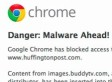 Google Chrome Blocks Popular Websites For Being Infected With Malware
