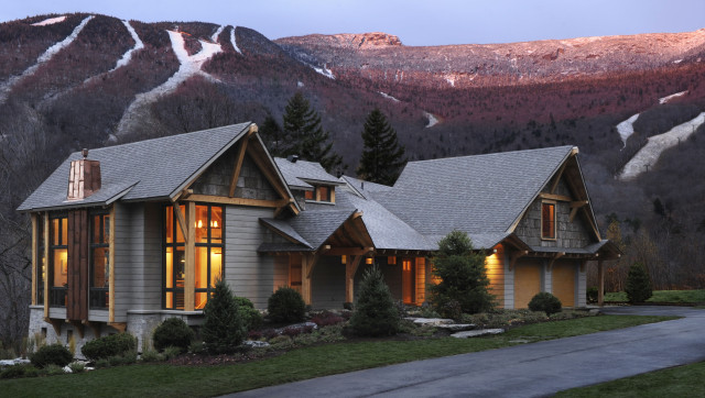 Hgtv Dream Home 2011 In Stowe Vermont On Sale For