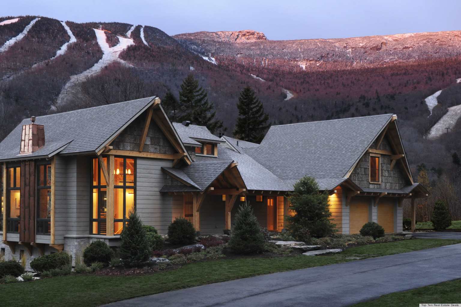 Hgtv dream home 2011 in stowe vermont on sale for for All hgtv dream homes