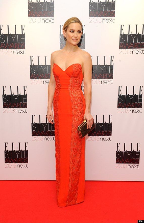 elle style awards kate hudson