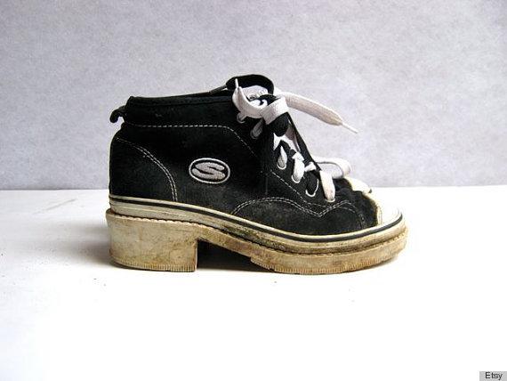 wedge sneakers kids