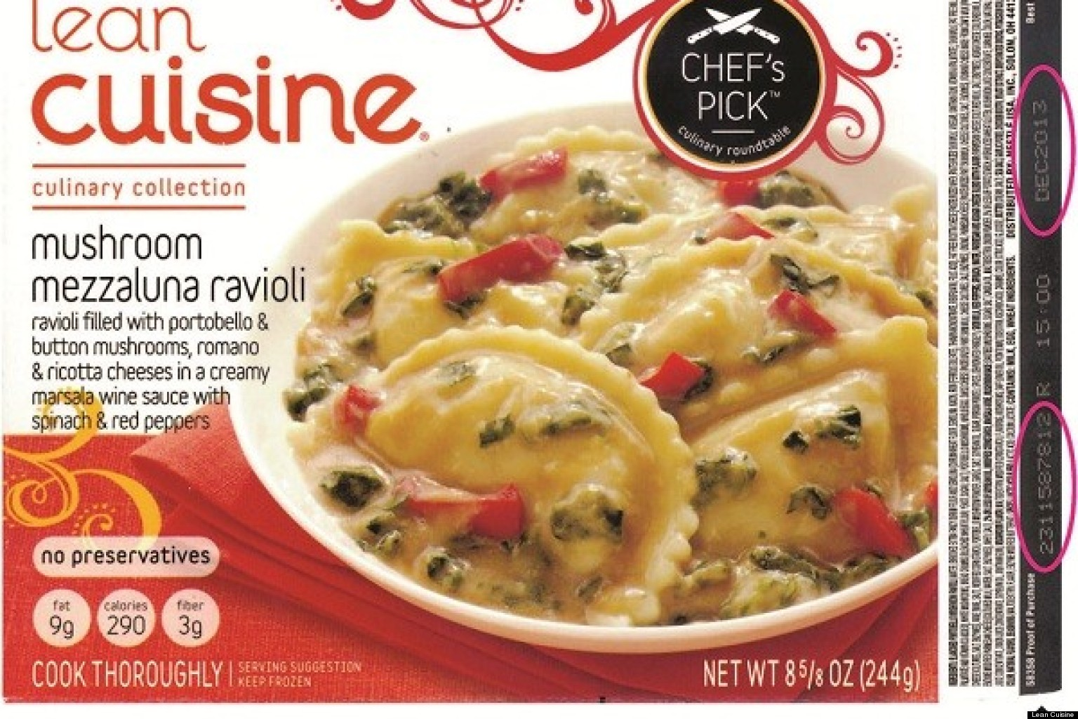 Image gallery lean cuisine for Are lean cuisine meals good for you