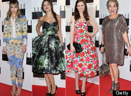 Elle Style Awards 2013: Best And Worst Dressed - You Decide