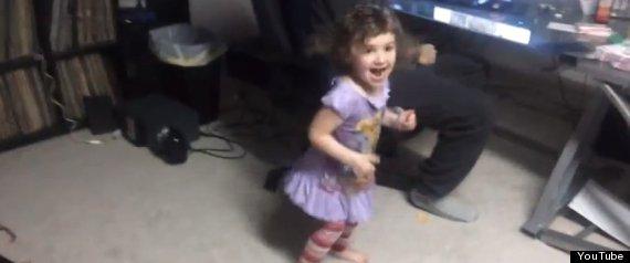 LITTLE GIRL PUNK DANCE