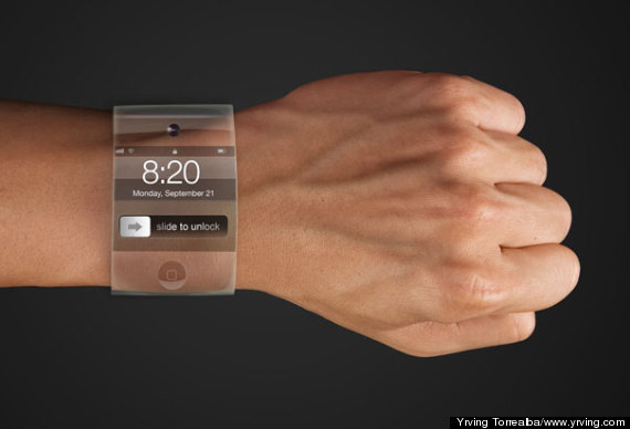 Which Would You Rather Have: An iWatch Or Google Glasses? by HUFF POST