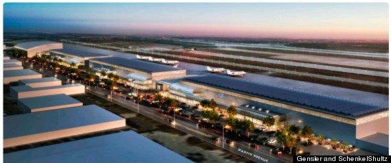 GOOGLE AIRPORT SAN JOSE