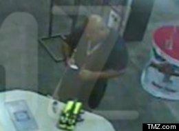 WATCH: Surveillance Video Of Christopher Dorner Buying Scuba Gear