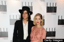 Peaches Geldof Takes Her Bump To The Elle Style Awards