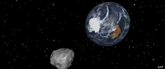 Detruire Asteroides