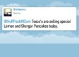 Twitter Flips For Pancake Day Jokes